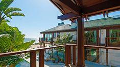 Pierce Brosnan Lists James Bond–Inspired Malibu Estate | Architectural Digest Malibu Mansion, Malibu Homes, Gazebo, Pergola, Automatic Gate, Pierce Brosnan, Beach Road, Architectural Digest, Real Estate