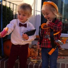 These fans pulled out all the stops this Halloween with HGTV- and DIY Network-inspired costumes.