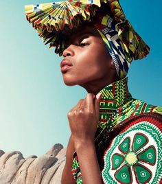 La Princessa World: NOVELLE HISTOIRE, Vlisco does it again - I've seen this one in person ; )