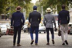 PJ - MG - FASHION : men's lives