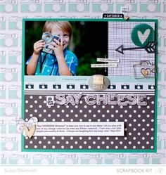 SusanWeinroth's Gallery Slideshow - Club CK - The Online Community and Scrapbook Club from Creating Keepsakes