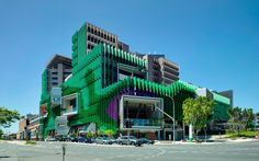 Lady Cilento Children's Hospital by Conrad Gargett Lyons / 2015 F D G Stanley Award for Public Architecture / Photography: Christopher Frederick Jones