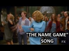 American Horror Story: Asylum 2x10 The Name Game Song
