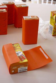Lego Juice Box Bricks with free template