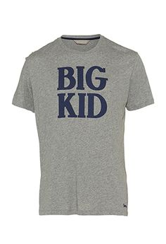 Mens Big Kid Tee