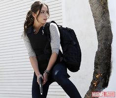 Chloe Bennet as Agent Skye Agents Of Shield Seasons, Marvels Agents Of Shield, Agents Of Shield Daisy, Chloe Benett, Melinda May, Fitz And Simmons, Agent Carter, Marvel Dc, Marvel Comics