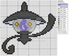 Lampent by Makibird-Stitching.deviantart.com on @DeviantArt