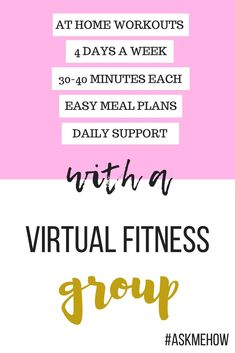 Workout at home with easy at home workouts. Get clean eating recipes that are easy. These 30 minute workouts are great! #workoutathome #30minuteworkout #easyworkouts #cleaneating