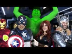 Avengers Assemble!! One Direction Parody