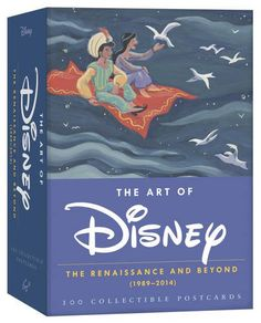 The Art of Disney: The Renaissance and Beyond (1989 - 2014), $9.76