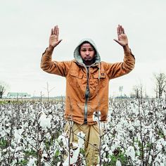 RADCLIFFE ROYE, DON'T SHOOT, 2014-2016:  From the Fields To the Streets, Awoah! Love This Image.Expressionimfeelingnow.