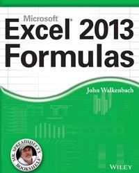 Excel 2013 Formulas Pdf Download