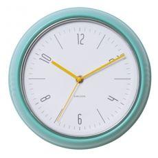 Karlsson Colour Splash Purple 25cm Wall Clock