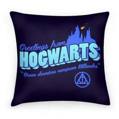 Greetings From Hogwarts | HUMAN