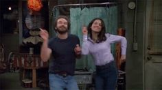 "They danced flawlessly together. | Community Post: 21 Reasons Jackie And Hyde From ""That '70s Show""  Were The Best Couple Ever"