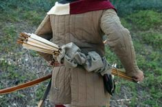 Medieval Archer, Archer Characters, Late Middle Ages, Longbow, Traditional Archery, Samurai Art, Medieval Clothing, Modern History, Dark Ages