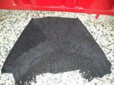 Antiquisimo manteo castellano de pura lana años 20.(ver fotos y leer descripcion )
