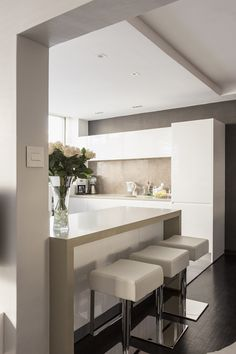 Sea Point Apartament :: Grobler Architects