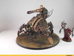 Dark Mechanicus,Chaos (Wh 40000),Warhammer 40000,warhammer40000, warhammer40k, warhammer 40k, ваха, сорокотысячник,фэндомы,Wh conversion,Miniatures (Wh 40000),длиннопост
