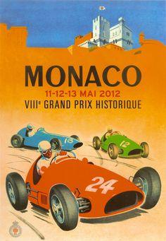 Affiche-Monaco