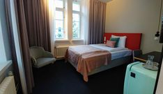Folks Hotel Konepaja - Superior Single 5 Star Hotels, Folk, Bed, Furniture, Home Decor, Decoration Home, Popular, Stream Bed, Room Decor