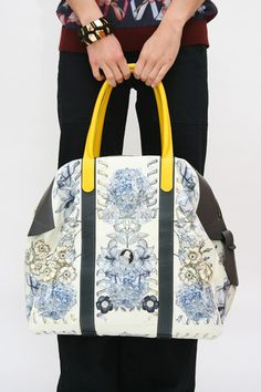 pretty weekend bag