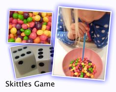 skittles party game