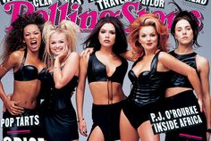 The Spice Girls Rolling Stone interview. CLASSIC