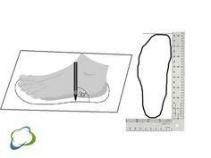 Ako merat velkost obuvi - Nibia.sk
