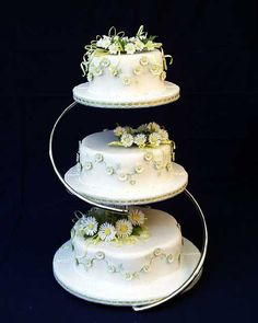 Traditional Wedding Cake Toppers - http://www.talenthuntweb.com/traditional-wedding-cake-toppers/