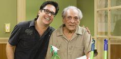 Após passar mais de um mês internado, ator Lúcio Mauro deixa hospital #Ator, #Instagram, #M, #Noticias, #Popzone http://popzone.tv/2016/11/apos-passar-mais-de-um-mes-internado-ator-lucio-mauro-deixa-hospital.html