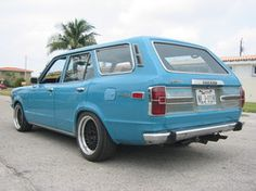 1973 Mazda Rx3 Sport Wagon with rotary engine
