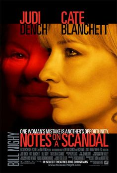 Notes on a Scandal 2006 Full Movie. Create you free account & you will be re-directed to your movie!!