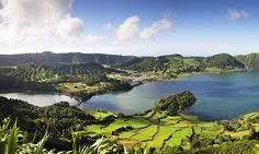 A green and bubbling land: Our young family adored the Azores, Portugal