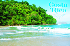 Central America & Costa Rica are waiting for your arrival!