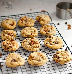Chocolate Peanut Butter Cookies Pretzel Cookies - #desserts #sweets #breads #recipe #recipes #cooking #food #foodie #foodporn #MyBSisBoss