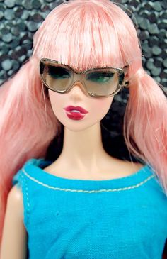 Barbie Prada Style Glasses