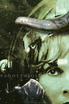 Prometheus Images - Unused Poster 3