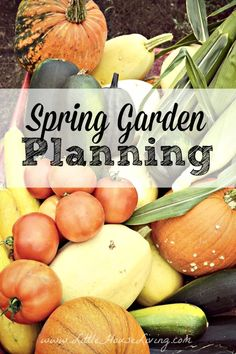 Are you working on planning your garden? Here are a bunch of great tips and ideas plus a FREE 13 page Gardening and Preserving Journal!