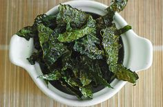 Kale Chips with PGX #MeatlessMonday