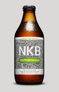 Curating the very best packaging design I Like Beer, All Beer, Best Beer, Beer 101, Beverage Packaging, Bottle Packaging, Food Packaging, Packaging Design, Label Design