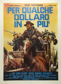 For a Few Dollars More, 1965 - Per Qualche Dollaro In Piu