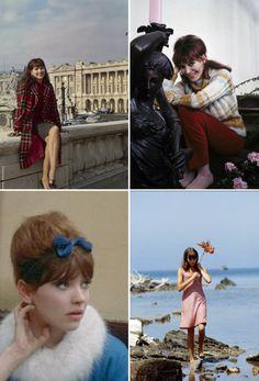 The Clothes Horse: Style Crush: Anna Karina