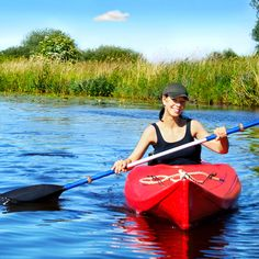 Hiking, Kayaking, and Other Top Calorie Burners | Skinny Mom | Tips for Moms | Fitness | Food | Fashion | Family