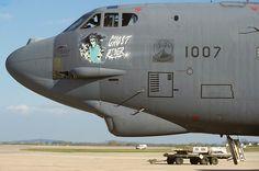 61-0007 B-52H 5th BW, Minot AFB, RAF Fairford 26-3-2003