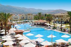 Genieten staat voorop in Zorbas Beach, relax aan het zwembad of op het nabij gelegen strandje. Bovendien is een groot deel van het hotel gerenoveerd, een thema restaurant en de kamers. Daarnaast heeft het mooie familiekamers.    Het 4-sterren hotel Zorbas Beach beschikt over 2 ruime zwembaden, meerdere bars en een groot restaurant.   Het hotel heeft een perfecte ligging en is slechts door de weg gescheiden van het mooie zandstrand van Tigaki. Tigaki ligt op ca. 1.6 km    Officiële categorie…