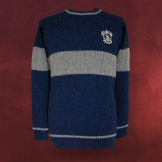 Harry Potter - Quidditch Ravenclaw Sweater
