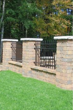 Precision Corporation fence