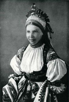 Ukraine - traditional costume