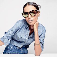 Betty sunglasses - $128 J Crew